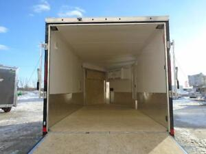 SNOWMOBILE TRAILER SPECIAL - DRIVE IN/OUT -LOTS OF FREE UPGRADES London Ontario image 3