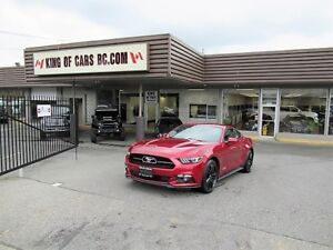 2015 Ford Mustang PREMIUM - ECOBOOST