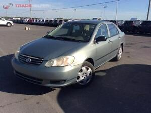 TOYOTA COROLLA  AIR CLIMATISE 2495$