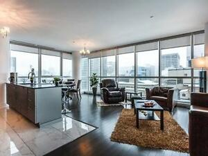 very luxury apartment in heart of Montreal