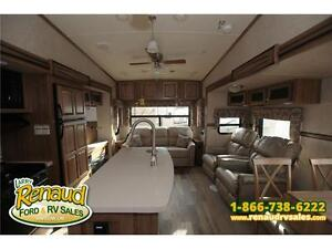 NEW 2016 Forest River Flagstaff Classic Super Lite 8528 CKWSA Windsor Region Ontario image 16
