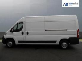 2016 Peugeot Boxer 2.0 BlueHDi H2 Professional Van 130ps Diesel white Manual