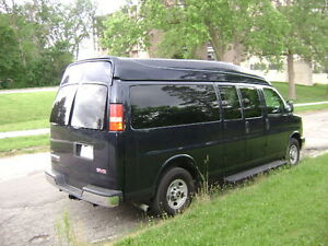 2011 GMC Savana Van High Roof 2500