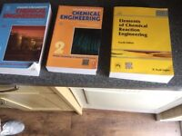 Chemical Engineering C&R Books