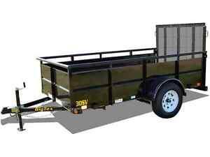 Big Tex 6.5x10 Single Axle Vanguard