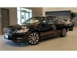 2013 Honda Accord Sedan SPORT-AUTOMATIC-REAR CAM-ALLOYS