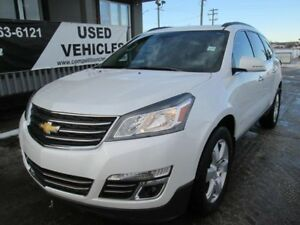 2017 Chevrolet Traverse Premier Leather Sunroof NAV