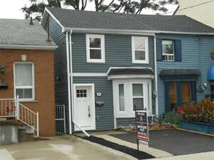 Fully-renovated home for rent in Hamilton Central