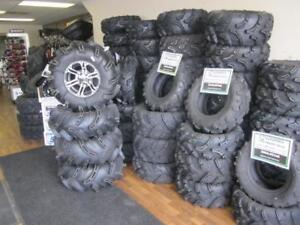 ATV/UTV tires are all 40% call us, we will hook you up!