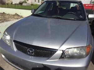2002 Mazda Protege ES Selling for $800 only