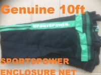 New Sportspower 10ft trampoline net. Brand new. Fits Upper Bounce trampolines also