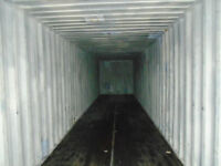 Shipping Container For Sale 40'Used for $2400 to Squamish