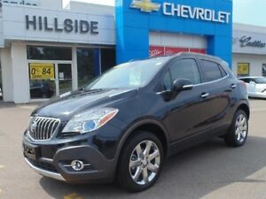 2016 Buick Encore Leather *AWD|NAVIGATION|SUNROOF|AUTO START*