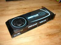 ★★★ Used Like New - Evga nVidia GeForce GTX580 SC ★★★