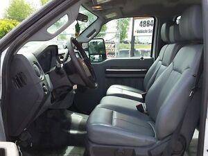 2011 Ford Super Duty F-250 XL CREW CAB LONG BOX DIESEL