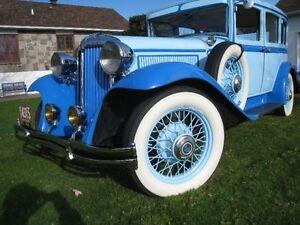 Voiture antique et d'époque Chrysler 1931sedan
