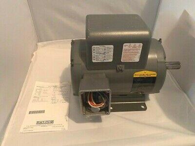 L1408t 3 Hp 1725 Rpm Baldor Electric Motor