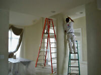 Paint your house rooms professionally for as low as $60 and up