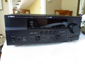 Home theater YAMAHA RX-V663 7.2 Receiver W/remote & HDMI.