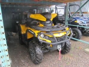 Can-am Outlander Max XT 650 2013