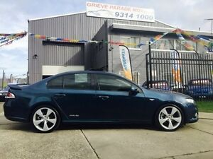 2010 Ford Falcon FG Upgrade XR6T 50th Anniversary 6 Speed Auto Seq Sportshift Sedan Brooklyn Brimbank Area Preview