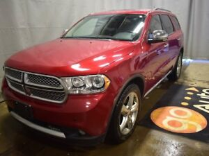 2011 Dodge Durango Citadel - Heat+ A/c Leather, Heated Wheel, Na