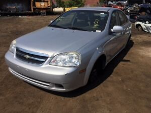 2004 Chev Optra just in for parts at Pic N Save!