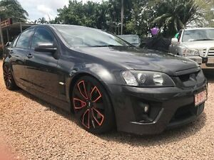 2006 Holden Special Vehicles Clubsport E Series R8 Grey 6 Speed Sports Automatic Sedan Holtze Litchfield Area Preview