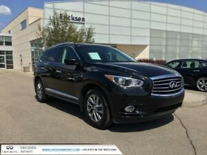 2015 Infiniti QX60 DRIVERS ASSIST/BLIND SPOT/ALL WHEEL DRIVE/NAV