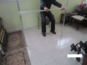 Heavy duty safety/medical transfer support system