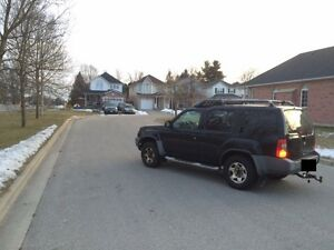 2001 Nissan Xterra SUV, Crossover for sale!!