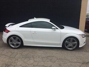 2011 Audi TTS 2.0T S 265hp  NEW PRICE $28999
