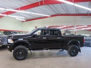 2012 Ram 3500 Limited Black Beauty Fully Loaded Diesel