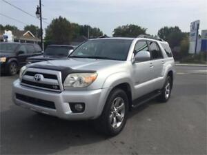 2007 Toyota 4Runner Limited V8 AUT 4X4 CUIR 6999$ 514-692-0093