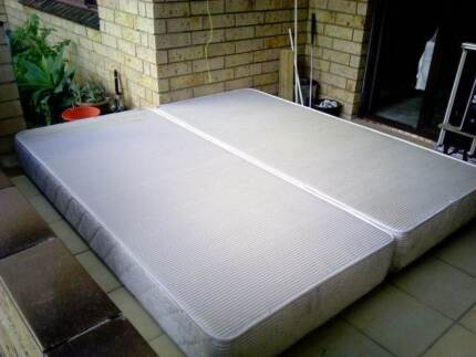 king size bed and mattress Bankstown Bankstown Area Preview