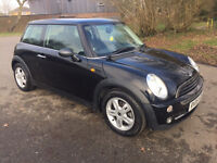 2005 MINI ONE - VERY LOW MILEAGE - LONG MOT - DRIVES PERFECT - £1990