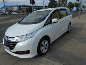 2015 Honda Odyssey RC MY15 VTi White 7 Speed Wagon Fyshwick South Canberra Preview