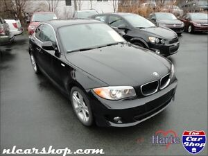 2012 BMW 128i 6 speed 61K 6 cyl 230hp INSPECTED- nlcarshop.com
