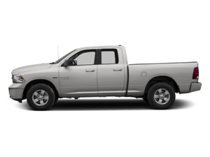 2018 Ram 1500 Express Quad Cab 4x4 Reduced Price