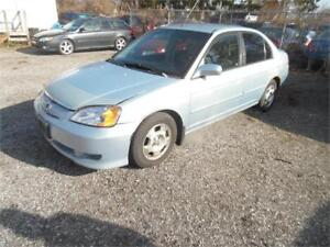 2003 Honda Civic HYBIRD Rare ,Drives Great $1495.00 Clearance