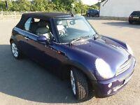 Fantastic Mini Cooper 1.6 '04 registration