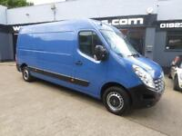 2014 Renault Master LM35 Energy 2.3 DCi 125ps L3 H2 LWB Diesel blue Manual