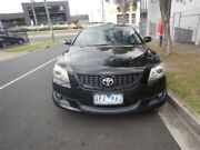 2006 Toyota Aurion GSV40R Sportivo SX6 Black 6 Speed Auto Sequential Sedan Burwood Whitehorse Area Preview