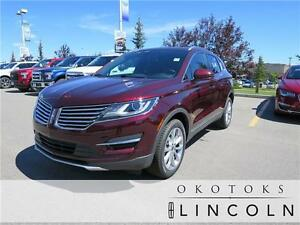 2017 Lincoln MKC - Nav, Roof, Leather, 2.0L