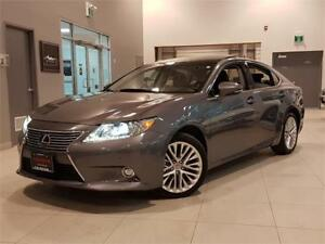 2014 Lexus ES 350 NAVIGATION-CAMERA-PANO ROOF-LOADED-ONLY 72KM