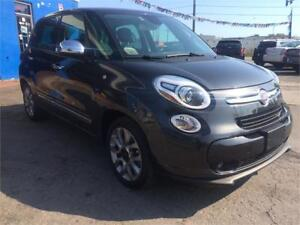 2015 Fiat 500 Lounge - 55K ! Navi, Back Up Cam - $13,950