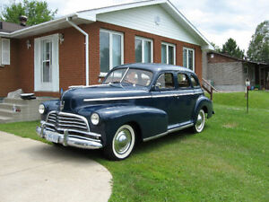1946 Chevrolet Stylemaster Great shape Corrosion free!