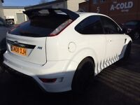 ford focus rs breaking full car for parts