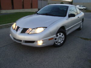 2004 PONTIAC SUNFIRE SE HATCHBACK AUTO 4 CYL ''TAX INCLUDED''