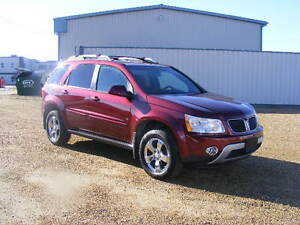 2008 Pontiac Torrent PODIUM EDITION ---ALL WHEEL DRIVE--